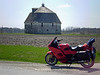 Round Barn by Argyle Lake  near Colchester, IL